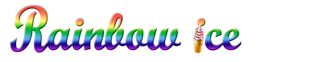 Rainbow Ice